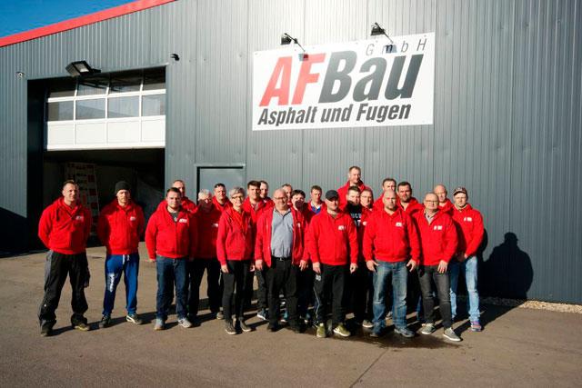 AF Asphalt und Fugen – Bau GmbH Weißenfels